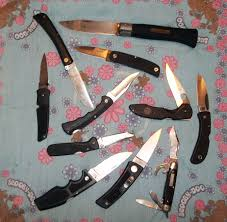 let u0027s see your plastic handled knives bladeforums com