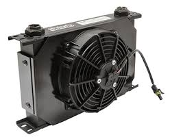 oil cooler with fan setrab proline fanpacks susa