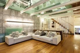 glass floor building a mezzanine