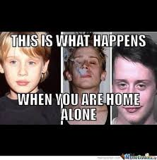 Alone Memes - home alone by marlontabuyan meme center