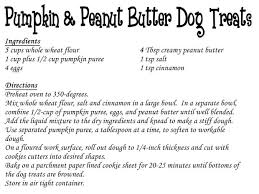 recipe for dog treats pumpkin peanut butter flavored dog treats 6 steps with pictures