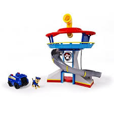 amazon paw patrol playset toys u0026 games