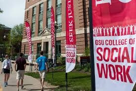 Ohio State Car Flags Maggie Griffin U002717 Student Commercial The Ohio State University