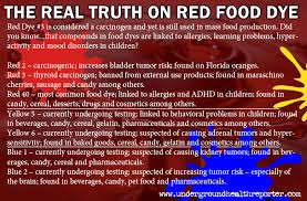 the real truth on red food dye underground health reporter