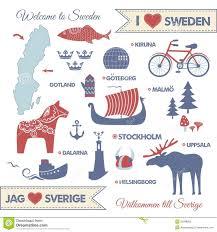 Map Sweden Sweden Map Stock Photos Image 35813953