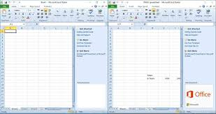 How To Use A Spreadsheet How To Open Multiple Excel Windows At The Same Time