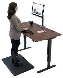 Standing At Your Desk Vs Sitting by Imovr Energize Standing Desk