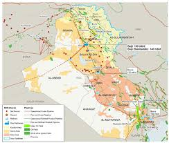 map of irak the map that shows how to save iraq the fiscal times