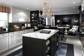 Candice Olson Kitchen Design Kitchen Makeover Combines Glitz Contemporary Homes U0026 Real