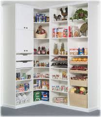 Kitchen  Kitchen Pantry Storage Containers Kitchen Pantry Ideas - Large kitchen storage cabinets