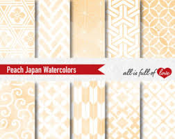 commercial wrapping paper yellow digital paper yellow gift wrapping paper watercolor digital