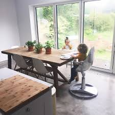 Baby Kitchens Bloom Fresco Chrome In A Modern Kitchen From Instagram Com