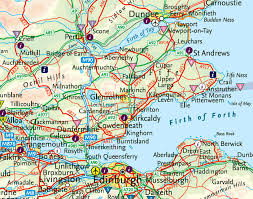 map uk villages st morons tourism map mixes up fishing villages deadline