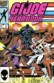 gi joe yearbook gi joe yearbook 1985 comic books