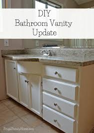bathroom vanity makeover ideas best 25 bathroom vanity makeover ideas on paint fresh