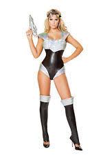 Astronaut Halloween Costume Adults Women Astronaut Costume Ebay