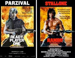 Ready Player One The Hates These Ready Player One Posters Referencing