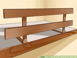 This End Up Bunk Beds How To Get Up To The Top Bunk Of A Bunk Bed 13 Steps