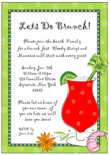 brunch party invitations brunch party invitations image collections party invitaion and