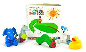 Bathtub Books Amazon Com World Of Eric Carle The Very Hungry Caterpillar