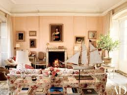 home and interiors see how the late design legend bunny mellon outfitted