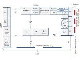 34 best kitchen dimensions images on pinterest kitchen ideas