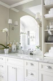 white bathroom cabinet ideas decorating the guest bath bath white vanity and marbles