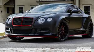 custom bentley continental custom wide body 2o12 bentley gt 6speedonline porsche forum