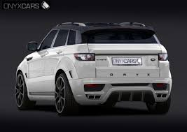 range rover concept onyx concept classes up the range rover evoque
