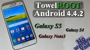 how to root android 4 4 2 how to root galaxy s5 s4 note 3 on nf android 4 4 2