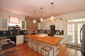 brick tile backsplash kitchen 47 brick kitchen design ideas tile backsplash accent walls