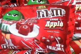 where can i buy candy apple spotted on shelves candy apple milk chocolate m m s the