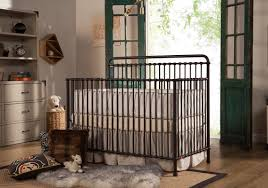 Crib Converts To Bed by Million Dollar Baby Classic Winston 4 In 1 Convertible Crib