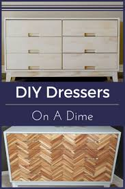 Free Solid Wood Dresser Plans by The 25 Best Diy Dresser Plans Ideas On Pinterest Dresser Plans