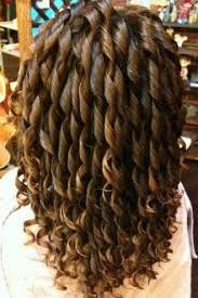 easy curling wand for permed hair tight spiral curls from wand hair styles pinterest tight