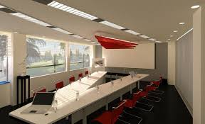 boardroom tables make a positive statement with conference room