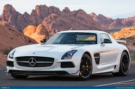 mercedes sls amg edition ausmotive com 2013 mercedes sls amg black series revealed