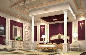 Luxury Master Bedroom Design In Classic Style Luxury Master - Interior design classic style