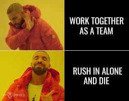 Teamwork Memes - pvpro com can t help it csgo memes rush teamwork facebook