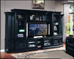 wall units black entertainment center black entertainment center