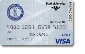 bank prepaid cards kentucky dept of revenue tax refund card