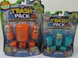 halloween trash pack trashies gross ghosts mystery spooky series