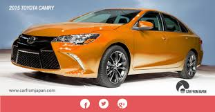 the toyota camry is an automobile sold internationally