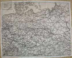 Southern Germany Map by Escape Maps California Map Society