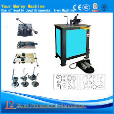 wrought iron scroll machines wrought iron scroll