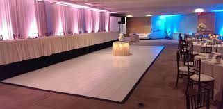 white floor rental awesome portable floors happy party rental miami pertaining