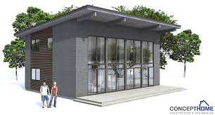 Modern Small House Plans Modern House Ch50 2f 140m 3b Small House Plan With Three Bedrooms