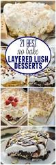 Toca Kitchen Recipes 21 No Bake Layered Dessert Lush Recipes Crazy For Crust