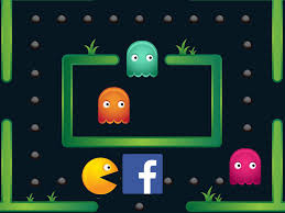 facebook is bringing games like pac man to its mobile app and
