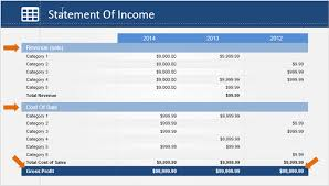 how to create a powerpoint presentation of financial statements